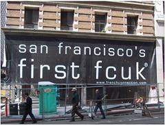 FCUK SF