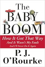 Baby Boom book ORourke 2014