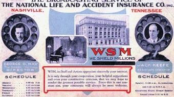 WSM ad Nashville