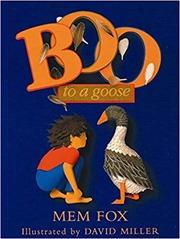 boo to a goose mem fox