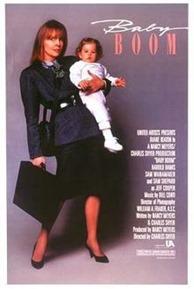 Baby Boom 1987 movie