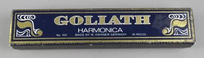 Goliath harmonica