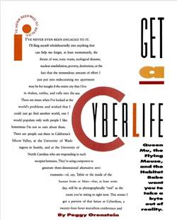Get a Cyberlife Mother Jones May-June 1991