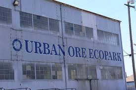 Urban ore