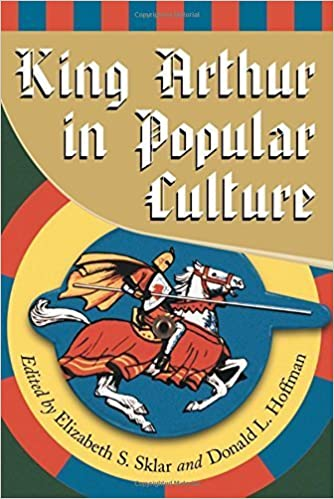 King arthur popular culture