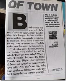 Of Town Payton