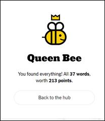 queen bee 09-20