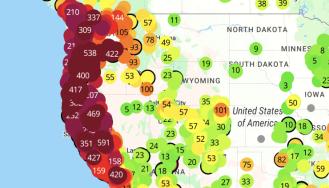 purple air screenshot sept 11 2020