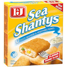 sea shantys seafood vegetable bakes australia