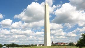 washington monument via nps