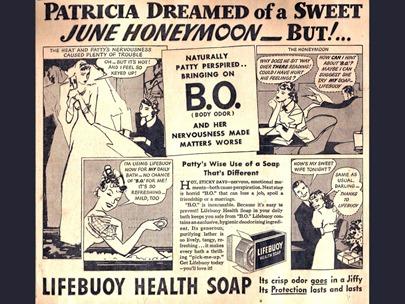 lifebuoy soap ad patricia