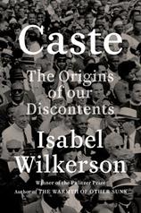 caste book jacket
