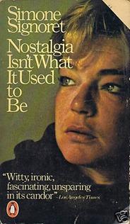 nostalgia book cover signoret