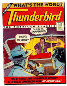 thunderbird modern drunkard