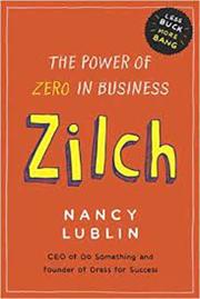 Zilch book Nancy Lublin