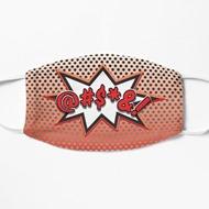 grawlix red mask redbubble artstix