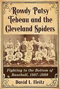 cleveland spiders book