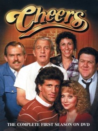 Cheers season 1 DVD