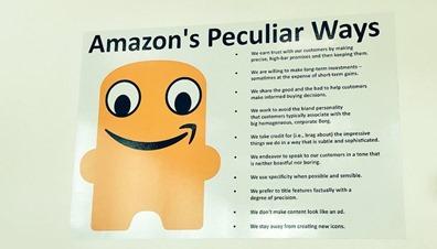 Peccy peculiar ways