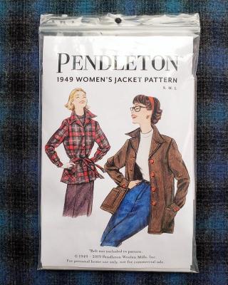 Pendleton 49er pattern