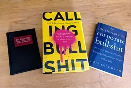 Bullshit books